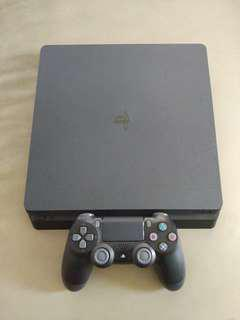PS4 Slim + 11 Months Warranty!