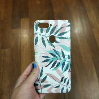 OPPO R11s Floral Hard Phone Case