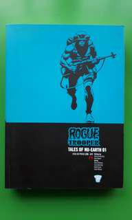 2000AD rogue trooper and abc warrior