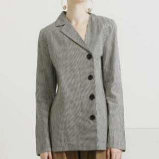 NEW ATSTHELABEL GREY outerwear Lenna BNIB