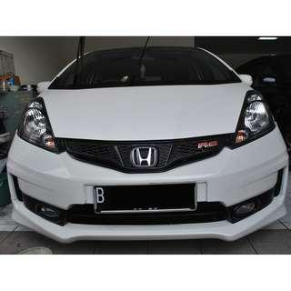 Honda Jazz RS AT 2013 warna putih , It's Cool, It's You