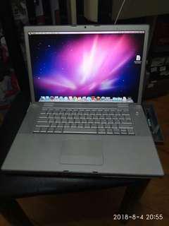 Mac book pro 15-2008