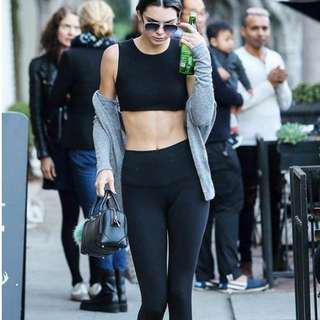 Nike Power Dri-Fit Black High Waisted Leggings Size S BNWT