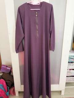 Purple Jubah