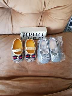 Pre walker shoes for baby girl