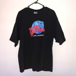 Planet Hollywood t shirt