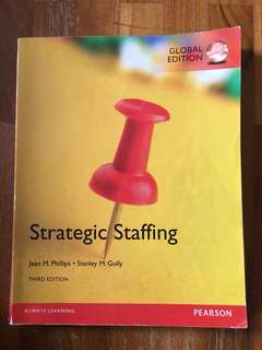BH2603 Strategic Staffing