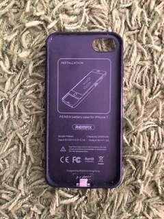 Iphone 7 Remax Powercase