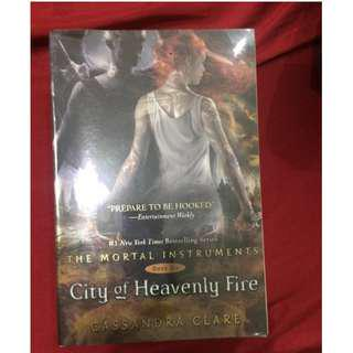 Mortal Instruments: City of Heavenly Fire