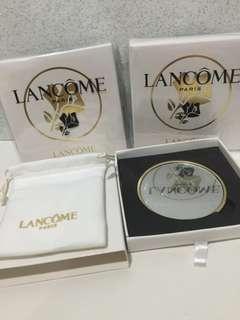 Lancome small 6cm mirror