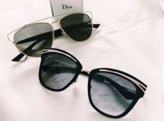 Christian Dior Technologic Sunglasses