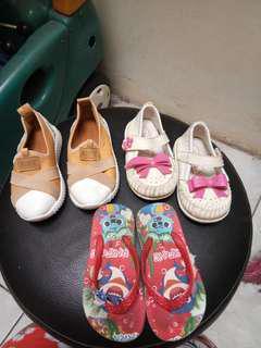 Sepatu & sandal take all 55k