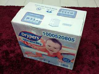 Drypers Wee Wee Dry L Size (Box 4x44)