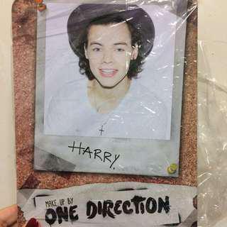 🚚 Harry One Direction 精裝 化妝盒 #美妝88
