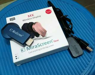 Mirascreen Cast
