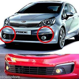 Kia Rio 2015 up Fog Lamps