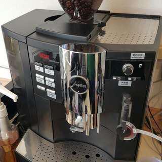 jura 商用 營業用 全自動咖啡機 IMPRESSA xs90