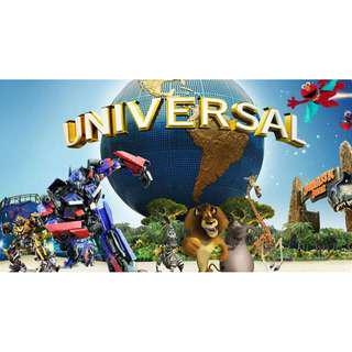Singapore: Universal Studios Singapore Admission Ticket