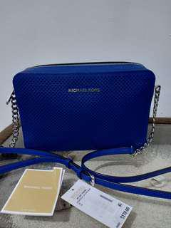 Michael Kors Jet Set Electric Blue