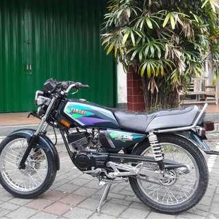 Yamaha Rx King Master Tahun 97 Ijo Botol Asli Mulus Ori Bandung