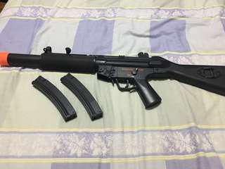 JG MP5sd5 Airsoft Gun