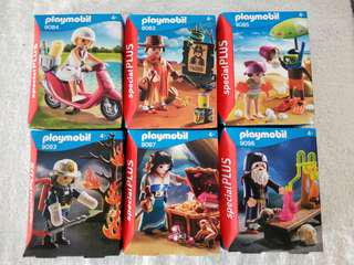 Clearance!!! Playmobil Special Plus ($5 each)(Get All 6 For $25)