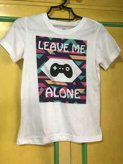 Gamer shirt for boys