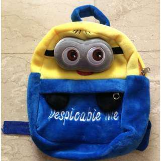 BN Minions Kids Backpack