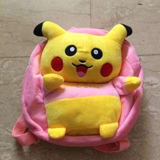 BN Pikachu Kids Backpack