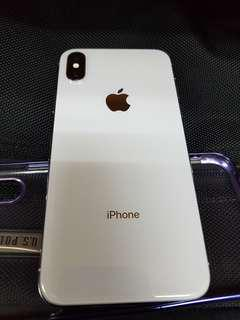 Iphone X 256gb Silver almost new