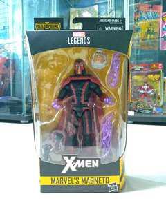 Marvel Legends Magneto w/o Apocalypse Baf part