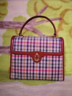 DAKS Multicolored Hand Bag