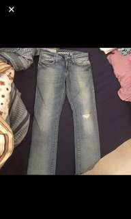 清貨🈹價 Mavi vintage blue jeans 👑超靚洗水 👑記得follow 我