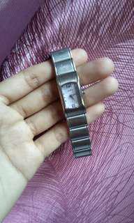 Jam Alba watch stainlessteel