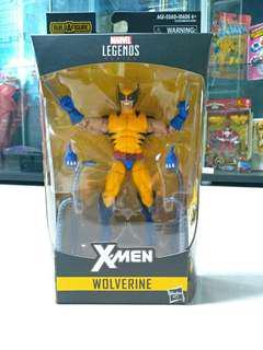 (Reserved)Misb Marvel Legends Wolverine with Apocalypse Baf Parts