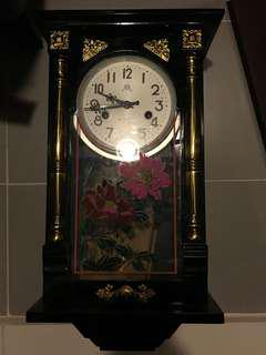 Pendulum Clock about 40 years old