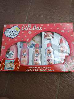 Cussons Set Gift Box