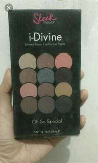 Sleek Eyeshadow Oh So Special