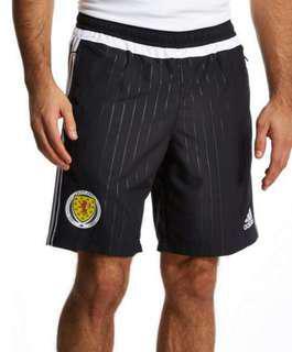 Adidas Scotland Football Team Shorts