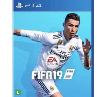 Preorder FIFA 19 PS4 R3