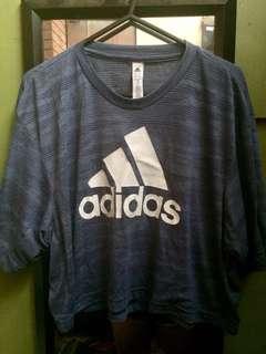 Adidas athletic crop top
