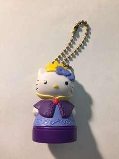 🚚 7-11 hello kitty印章 吊飾