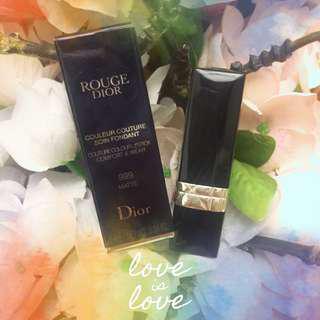 全新 迷你 Dior Rouge 唇膏 1.4g