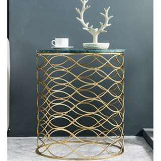 Luxurious Marble Side Table