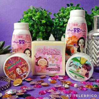 Bundle Beauty Skin Care plus freebies 😘
