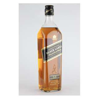 Johnnie Walker - Black Label 1 liter