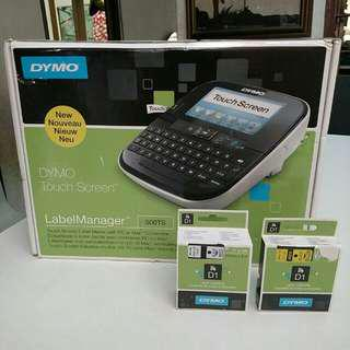 DYMO Touchscreen 500TS Label Manager