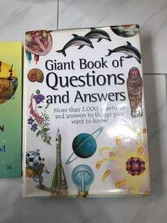 Giant Book of Questions and Answers