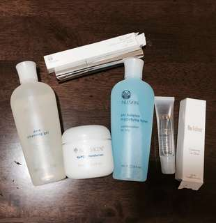 Nu Skin Facial Care Bundle