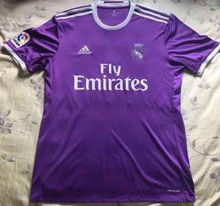 皇家馬德里 皇馬 Real Madrid 球衣 波衫 西班牙 西甲
